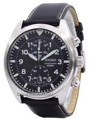 Seiko Chronograph Sports SNN231P2 Men's Watch