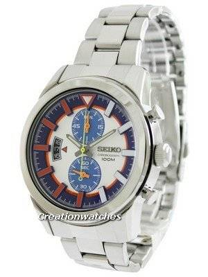 Seiko Chronograph SNN283P1 SNN283P Men\'s Watch