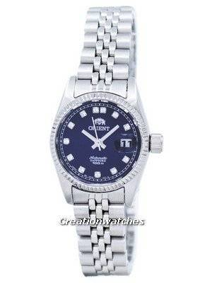 Orient Automatic Japan Made Diamond Accent SNR16003D Women's Watch