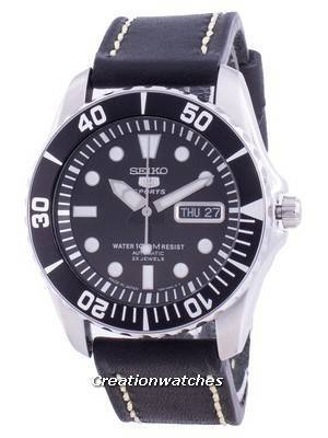 Seiko 5 Sports Automatic SNZF17J1-var-LS16 100M Japan Made Men\'s Watch
