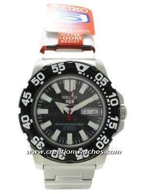 Seiko 5 Sports Automatic Diver SNZF51J1 SNZF51J SNZF51 Mens Japan Made Watch