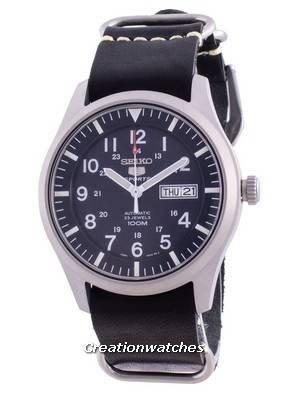 Seiko 5 Sports Blue Dial Automatic SNZG11K1-var-LS19 100M Men\'s Watch