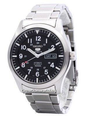 Seiko 5 Sports Automatic SNZG13 SNZG13K1 SNZG13K Men's Watch