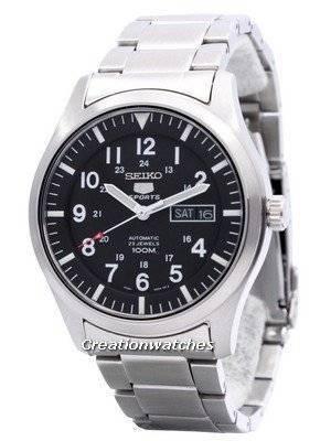 Seiko 5 Esportes Automático SNZG13 SNZG13K1 SNZG13K Relógio Masculino