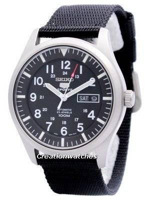 Seiko 5 Sports Automatic SNZG15 SNZG15K1 SNZG15K Men's Watch