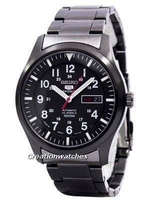 Seiko 5 Sports Automatic Japan Made SNZG17 SNZG17J1 SNZG17J Men's Watch
