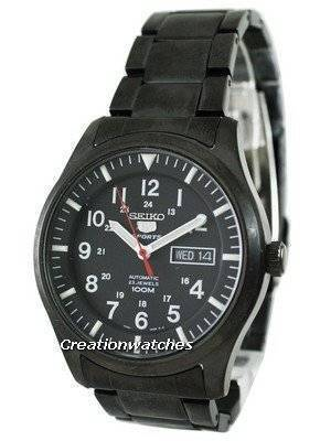 Seiko Automatic Sports SNZG17 SNZG17K1 SNZG17K Men's Watch
