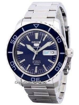 Seiko SNZH53 SNZH53K1 SNZH53K Automatic Sports Men's Watch
