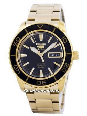 Seiko 5 Esportes Automático SNZH60 SNZH60K1 SNZH60K Relógio Masculino