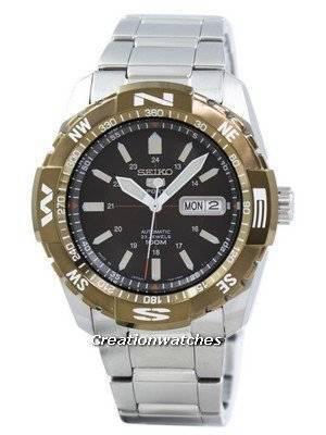 Seiko 5 Sports Automatic Japan Made SNZJ09 SNZJ09J1 SNZJ09J Men's Watch