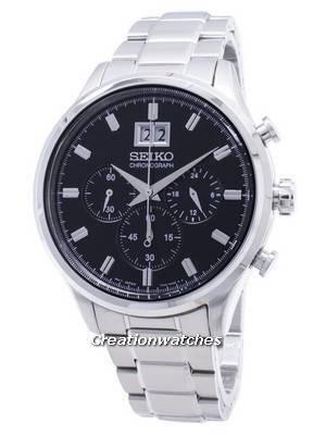 Seiko Neo Classic Chronograph SPC083 SPC083P1 SPC083P Men's Watch