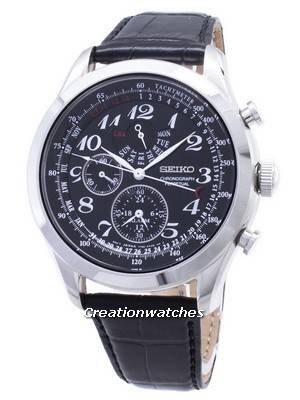 Seiko Chronograph Perpetual SPC133 SPC133P1 SPC133P Men's Watch