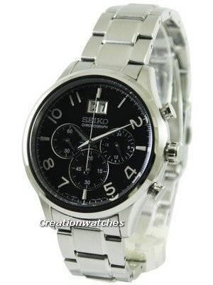 Seiko Chronograph SPC153 SPC153P1 SPC153P Men's Watch