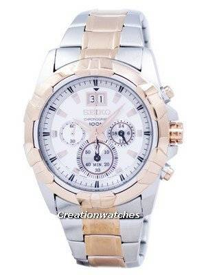 Seiko Lord Chronograph Quartz SPC188 SPC188P1 SPC188P Men's Watch