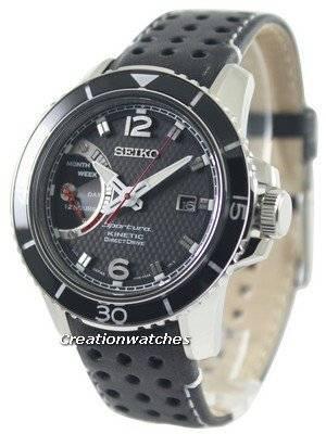 Seiko Sportura Kinetic Direct Drive SRG019P2 Men's Watch