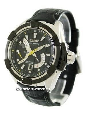 Seiko Velatura Kinetic Direct Drive SRH015P2 Men's Watch