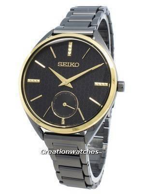 Seiko SRKZ49P SRKZ49P1 SRKZ49 Edição especial relógio de quartzo para mulher