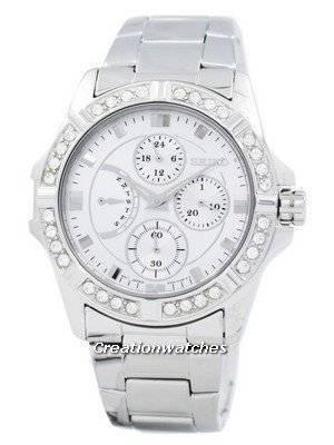 Senhorita Seiko SRLZ99P SRLZ99P1 Relógio de mulher analógico de quartzo SRLZ99P