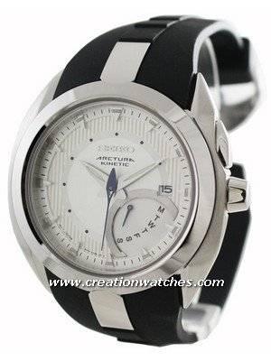 Seiko Arctura Kinetic SRN011P1 SRN011P SRN011 Retro Day Watch