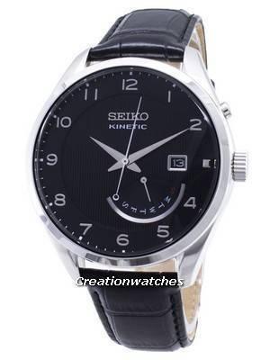 Seiko Kinetic SRN051 SRN051P1 SRN051P Men's Watch