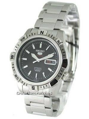Seiko 5 Sports Automatic SRP137K1 SRP137 SRP137K Mens Watch