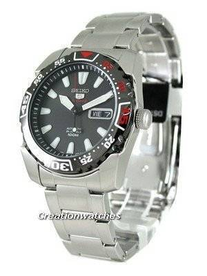 Seiko 5 Sports Automatic SRP167K1 SRP167K SRP167 Mens Watch
