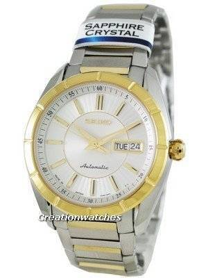 Seiko Automatic Hand Winding Sapphire Japan Made Presage SRP176J1 Mens Watch