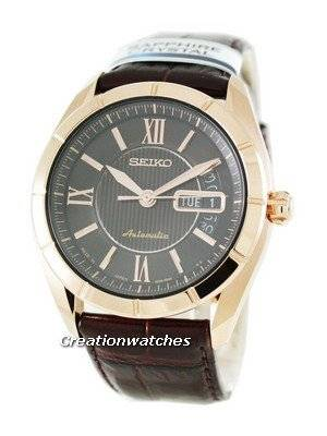 Seiko 5 Sports Automatic Hand Winding SRP180J1 SRP180 SRP180J Mens Watch