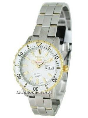 Seiko 5 Sports Automatic SRP194K1 SRP194K SRP194 Mid-Size Watch