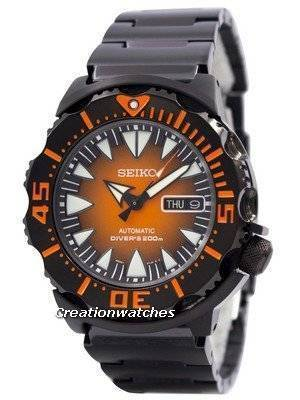 Seiko Monster Automatic Divers SRP311 SRP311K1 SRP311K Men's Watch