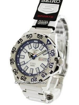 Seiko 5 Sports Automatic Monster SRP481 SRP481K1 SRP481K Men's Watch
