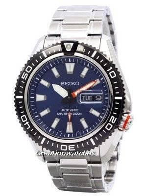 Seiko Superior Automatic Diver's SRP493K1 Men's Watch