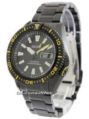Seiko Automatic Diver's SRP499K1 SRP499K SRP499