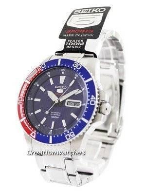 Seiko 5 Sports Automatic SRP551J1 SRP551J SRP551 Men's Watch