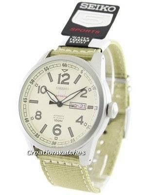 Seiko 5 Sports Automatic SRP635 SRP635K1 SRP635K Men's Watch