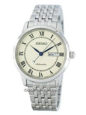 Seiko Presage Automatic 24 Jewels Japan Made SRP763 SRP763J1 SRP763J Men's Watch