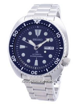 Seiko Prospex Turtle Automatic Diver's 200M SRP773 SRP773K1 SRP773K Men's Watch