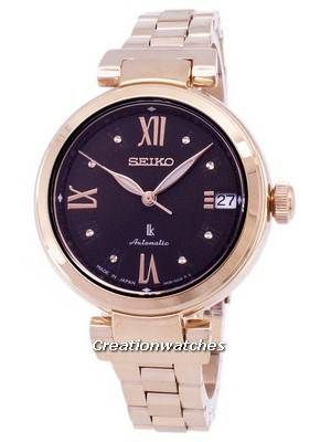Seiko Lukia Automatic Japan Made SRP846 SRP846J1 SRP846J Women's Watch