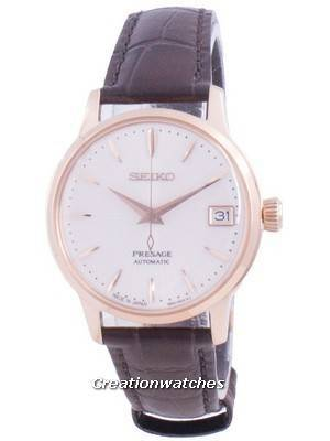 Seiko Presage Cocktail Automatic SRP852 SRP852J1 SRP852J Japan Made Women\'s Watch