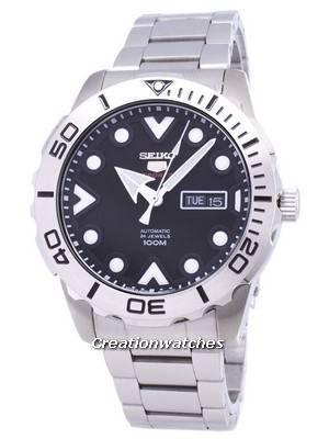 Seiko 5 Sports Automatic Japan Made SRPA03 SRPA03J1 SRPA03J Men's Watch