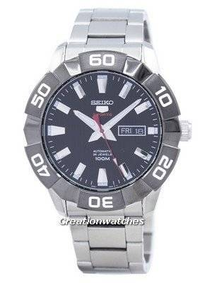 Seiko 5 Sports Automatic SRPA55 SRPA55K1 SRPA55K Men's Watch