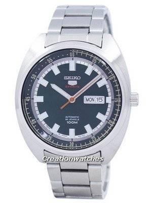 Seiko 5 Sports Automatic Japan Made SRPB13 SRPB13J1 SRPB13J Men\'s Watch