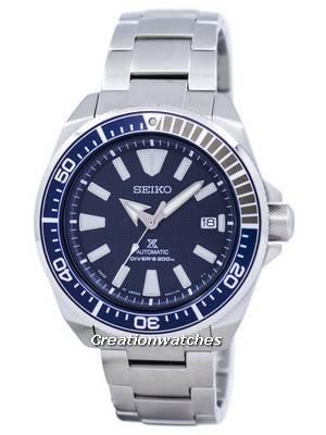 Seiko Prospex Samurai Automatic Divers 200 M Japão fez SRPB49 SRPB49J1 SRPB49J Men Watch