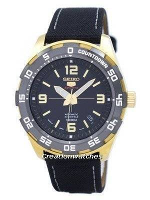 Seiko 5 Sports Automatic Japan Made SRPB86 SRPB86J1 SRPB86J Men's Watch