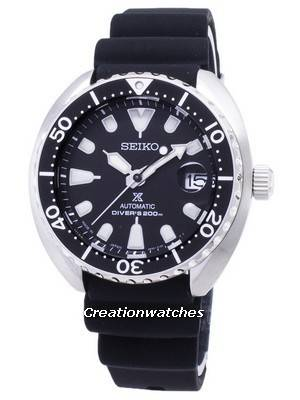 Seiko Prospex Mini Turtle SRPC37 SRPC37J1 SRPC37J Automatic Diver's 200M Men's Watch