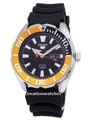Seiko 5 Sports Automatic Japan Made SRPC59 SRPC59J1 SRPC59J Men's Watch
