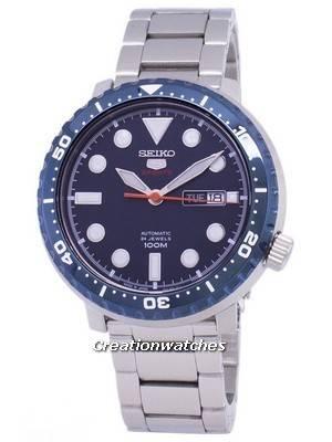 Seiko 5 Sports Automatic Japan Made SRPC63 SRPC63J1 SRPC63J Men's Watch