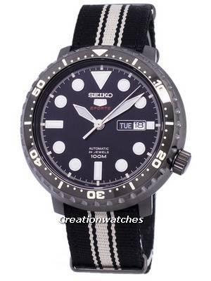 Seiko 5 Sports Bottle Cap Automatic SRPC67 SRPC67K1 SRPC67K Men's Watch