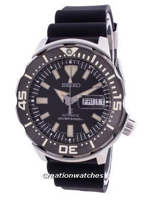 Seiko Prospex Automatic Diver\'s SRPD27 SRPD27J1 SRPD27J 200M Men\'s Watch