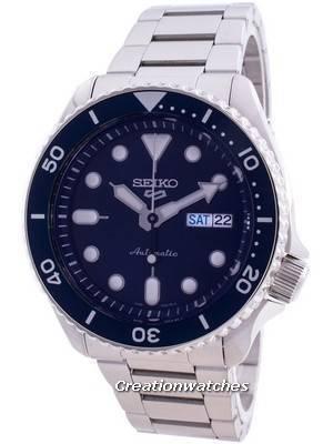 Relógio masculino Seiko 5 Sports Style SRPD51 SRPD51K1 SRPD51K 100M